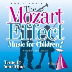 Mozart: Childen 1 - TUNE UP YOUR MIND