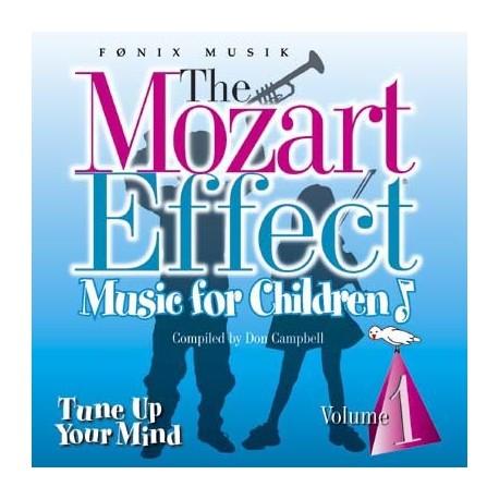 Mozart: Childen 1 - TUNE UP YOUR MIND