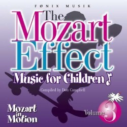 MOZART for Children 3 in Motion