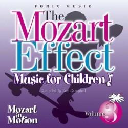 Mozart for Children 3 in Motion