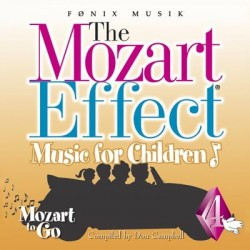 Mozart for Children 4 to Go