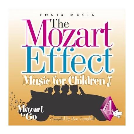 Mozart for Children 4 to Go