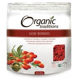 Goji Berries Organic | 227gr