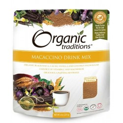 Macaccino Drink Mix Organic | 200gr