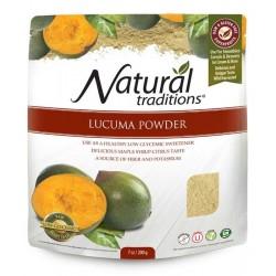 Βιολογική Σκόνη Λούκουμα | Lucuma Powder Organic | 200gr