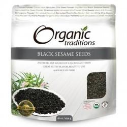 Μαύρο σουσάμι | Black Sesame Seeds Organic 200gr