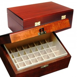 Ξύλινο κουτί | Wooden Box | 30ml