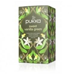 Γλυκιά Βανίλια και Πράσινο Τσάι | Sweet Vanilla Green