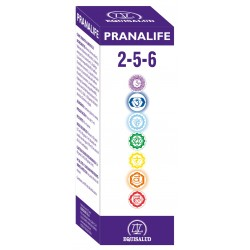 Pranalife | Chakras 2-5-6 | 50ml