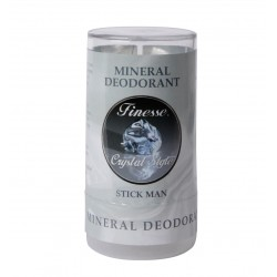 Αποσμητικός Κρύσταλλος | Mineral Deodorant | for Man 120 gr.