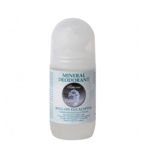 Αποσμητικό Roll On με Ευκάλυπτο | Mineral Deodorant - Roll on Eucalyptus 50ml