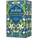 Χαμομήλι, Βανίλια & Μέλι Μανούκα | Chamomile,Vanilla & Manuca Honey