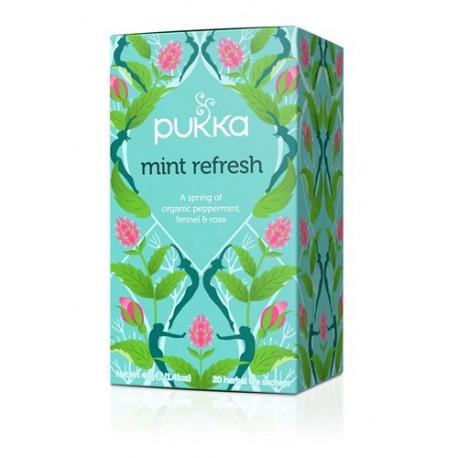 Ανανεωτικό / mint refrech