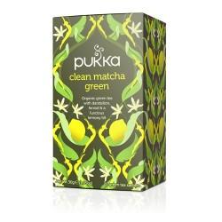Καθαρισμός με Matcha & Λεμόνι