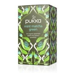 Πράσινο Τσάι Matcha & Δυόσμος