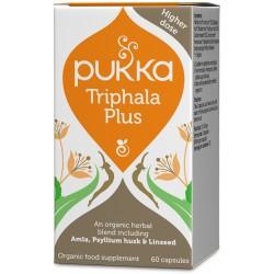 Organic Triphala Plus | 60caps