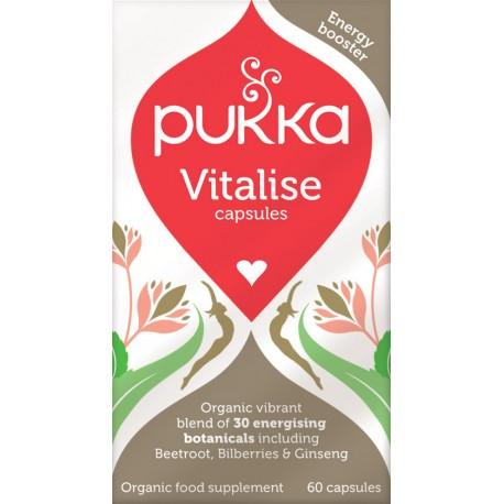 Organic Vitalise σε Κάψουλες | 60caps