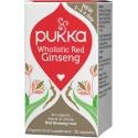 Βιολογικό Κόκκινο τζίνσενγκ | Organic Wholistic Red Ginseng | 30caps