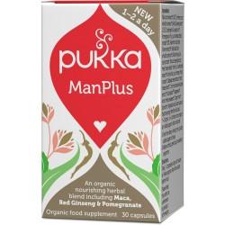 Organic Man Plus