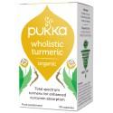Βιολογικός κουρκουμάς | Organic Wholistic™ Turmeric | 620mg | 30caps