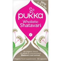 Organic Wholistic Shatavari | 30caps