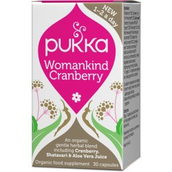 Organic WomanKind Granberry | 30caps