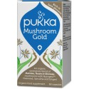 Βιολογικά Χρυσά Μανιτάρια | Mushroom Gold | 60caps