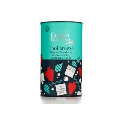 Οργανικό Κρύο Τσάι Μέντα και Φράουλα | Org.Cool Breeze - Mint & Strawberry