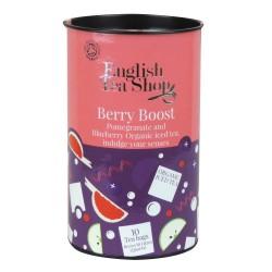Οργανικό Κρύο Τσάι με Ρόδι & Μούρα | Org. Berry Boost - Pomegranate & Blueberry