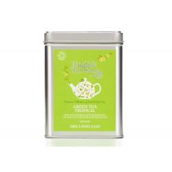Μεταλλικό Κουτί με Πράσινο Τσάι & Τροπικά Φρούτα | Org. Green Tea Tropical Fruits