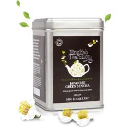 Μεταλλικό Κουτί με Πράσινο Τσάι Sencha | Org. Green Sencha