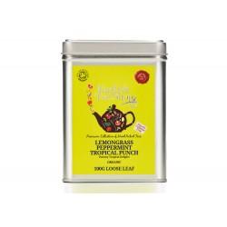 Μεταλλικό Κουτί με Λεμονόχορτο & Μέντα | Org. Lemongrass Peppermint Tropical Punch