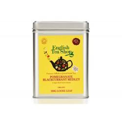 Μεταλλικό Κουτί με Ρόδι & Μαύρο Φραγκοστάφυλο | Org. Pomegranate Blackcurrant Medley