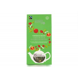 Οργανικό Πράσινο Τσάι & Ρόδι   Org FT. Green Tea Pomegranate