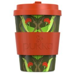 Κούπα Μπαμπού | Bamboo Mug Ginseng Matcha design