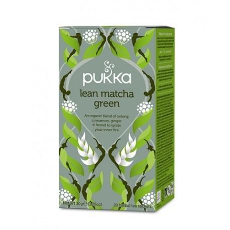Τσάι Lean Matcha Green