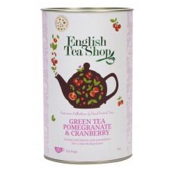 Πράσινο Τσάι, Ρόδι & Kράνμπερι | Super Green Tea, Pomegranate Cranberry 60τεμ.
