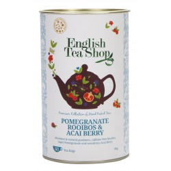 Τσάι με Ρόιμπος, Ακάι Μπέρι και Ρόδι | Rooibos, Acai, Pomegranate