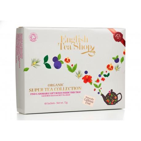 Συλλογή από Σούπερ Τσάι 48 τμχ | Org Super Tea Collection 48 48ct Single