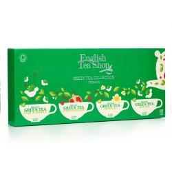 Κλασική Συλλογή Πράσινων Τσαγιών | Org.Classic Green Tea Collection - 60ct Single Chamber