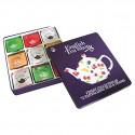 Ποικιλία με Φρουτώδες Τσάγια με 72τεμ. | Assorted Super Fruits Gift Box - 72ct Single Chamber