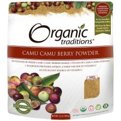Organic Camu Camu Σκόνη 100gr