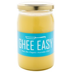 Βιολογικό Βούτυρο Γκι | Ghee Easy - Organic 245gr