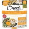 Οργανικός Συνδυασμός Σμούθι Προβιοτικών με Λούκουμα & Μπαομπάμπ |Organic Probiotic Smoothie Mix, Berry Burst | 200gr
