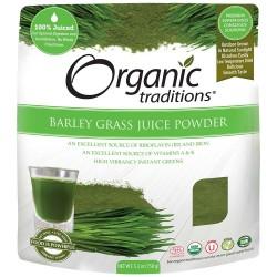Οργανικός Χυμός Κριθαριού | Organic Barley Grass Juice Powder | 150gr
