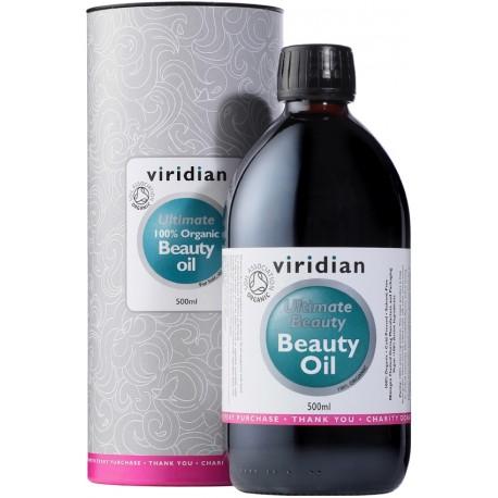 100% Οργανικό Λάδι Απόλυτης Ομορφιάς | 100% Organic Beauty Oil | 200ml