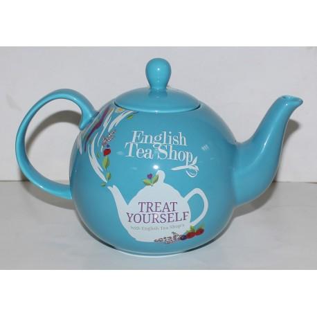 Κεραμική Τσαγιέρα Μπλε | Teapot Blue