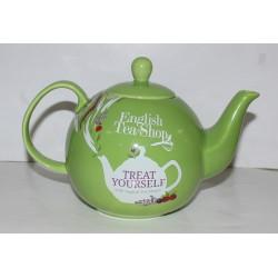 Κεραμική Τσαγιέρα Πράσινη | Teapot Green