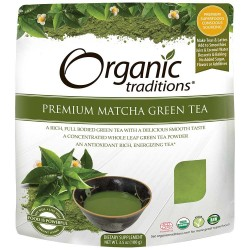 Premium Matcha Green Tea 100gr from Japan.