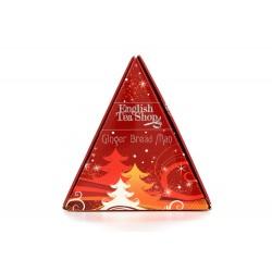 Συλλογή Χριστουγέννων | Ginger Bread Man - 6ct Pyramid | 6 πυραμίδες.